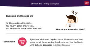 UCAT Medic Mind Timing Strategies