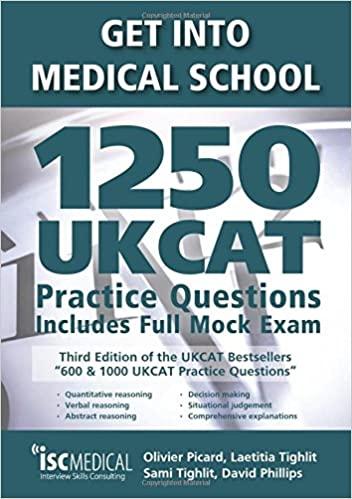 UCAT book cover