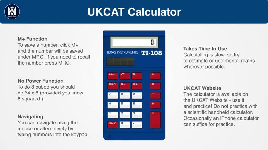 UCAT (UKCAT) Quantitative Reasoning Tips