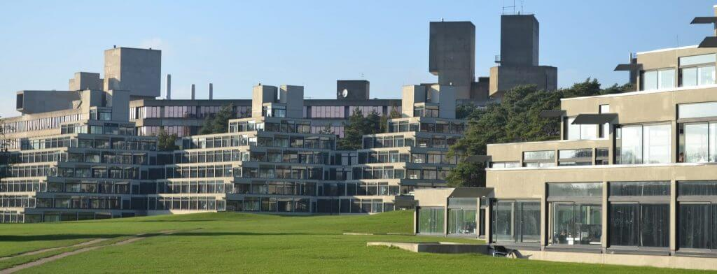 UEA (NORWICH) MEDICAL SCHOOL: The University of East Anglia (UEA) is consistently ranked in the top 15 of UK university league tables such as The Times/Sunday Times 2019. An internationally renowned university, it offers academic and social facilities of the highest quality. The Medical School benefits from being on a campus famous for its Brutalist architecture and an abundance of green space, ideal for socialising and studying outdoors.
