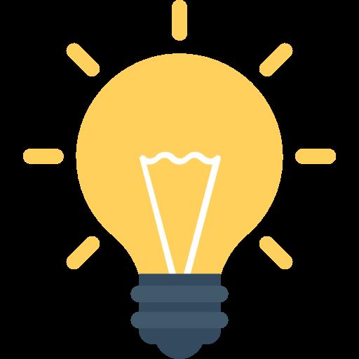 GAMSAT lightbulb cartoon
