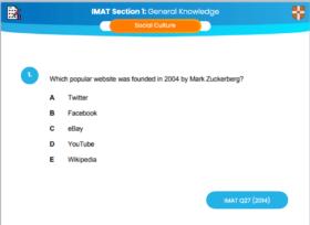 Social Culture (IMAT Questions)