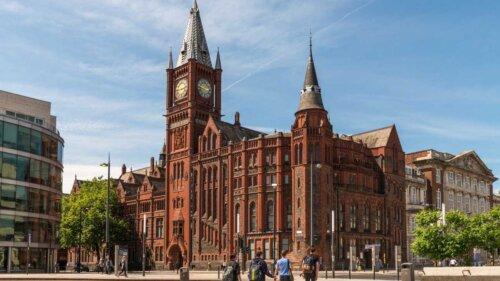 University of Liverpool exact
